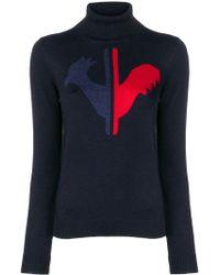 Rossignol W Classique ロゴ セーター - ブルー