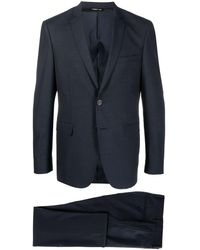 Tonello - Virgin Wool-blend Single-breasted Suit - Lyst