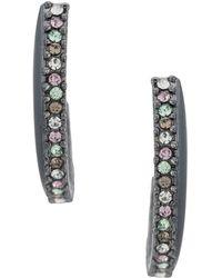 Camila Klein Tassel detail earrings - Multicolor