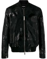 DSquared² Куртка-бомбер - Черный