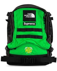 Supreme X The North Face バックパック - グリーン