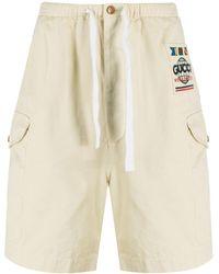 Gucci Cargo Shorts - Naturel