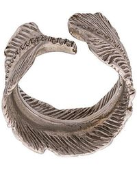 M. Cohen - 14k Feather Ring - Lyst