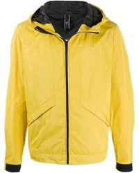 Hogan Куртка С Капюшоном - Желтый