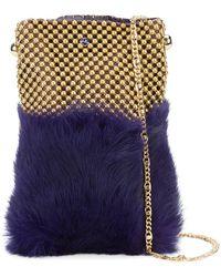 Laura B - Soft Mobile Bag - Lyst
