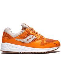 Saucony Grid 8500 スニーカー - オレンジ