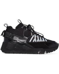 Pierre Hardy 'VC1' Sneakers - Schwarz