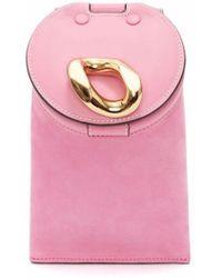 JW Anderson Lid Pocket - ピンク