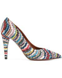 Missoni - Court Shoes 'decolletè' - Lyst