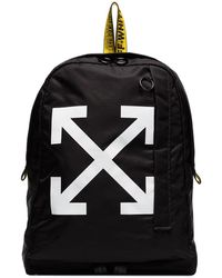Off-White c/o Virgil Abloh Easy Backpack - Black