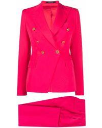 Tagliatore Talicya ツーピース スーツ - ピンク