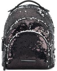 Kendall + Kylie - Sequin Embellished Backpack - Lyst