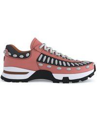 Ermenegildo Zegna My Claudio Sneakers - Roze