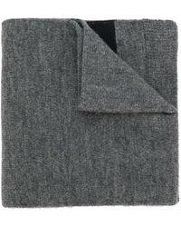 OAMC ロゴ ストール - グレー
