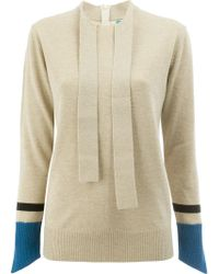 Undercover - Thumb Hole Detail Sweater - Lyst