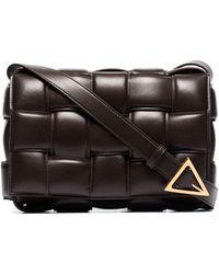 Bottega Veneta - Padded Cassette Crossbody Bag - Lyst