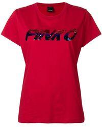 Pinko - Demetrio T-shirt - Lyst
