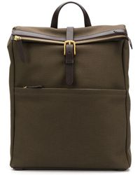 Mismo Backpack Tote Bag - Brown