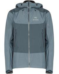 Arc'teryx Beta Sl Hybrid Jacket - Gray