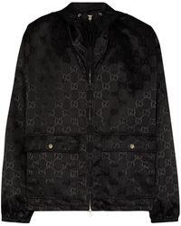 Gucci Куртка Off The Grid С Капюшоном - Черный