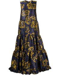 Mulberry Muriel ドレス - ブルー