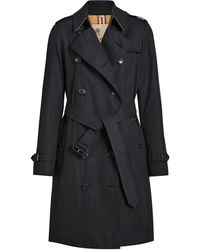 Burberry 'The Kensington Heritage' Trenchcoat - Schwarz