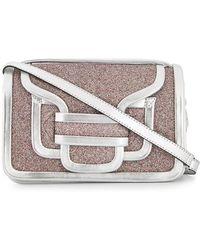 Pierre Hardy - Glitter Detail Shoulder Bag - Lyst