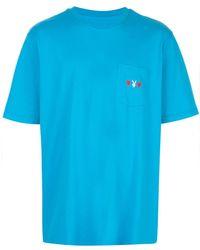 Supreme - パッチポケット Tシャツ - Lyst