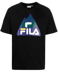 Fila - ロゴ Tシャツ - Lyst