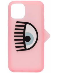 Chiara Ferragni ロゴ Iphone 11 Pro ケース - ピンク