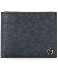 Mulberry Tree Plaque Cardholder Wallet - Blue