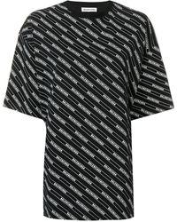 4e9a21702dfa Women's Balenciaga T-shirts On Sale - Lyst
