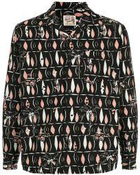 Hysteric Glamour - Print Long-sleeve Shirt - Lyst