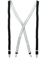 Dell'Oglio - Basic Braces - Lyst