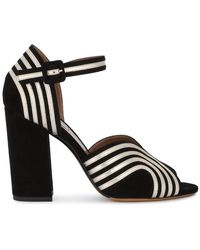 Tabitha Simmons - Alexis Wave Ankle Strap Sandals - Lyst