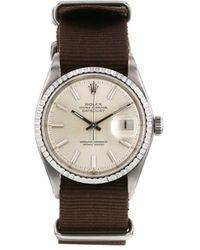 Rolex Orologio Datejust 36mm Pre-owned 1969 - Metallizzato
