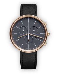 Uniform Wares Часы 'm40 Chronograph' - Многоцветный