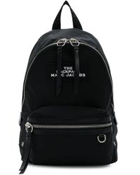 Marc Jacobs The Medium Backpack - Black
