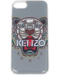 KENZO - Tiger Iphone 8 Case - Lyst