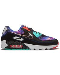 Nike Air Max 90 Supernova Galaxy スニーカー - ブラック
