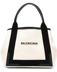 Balenciaga Cabas S Tote - Black
