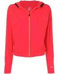 Pinko - Long Sleeved Sports Jacket - Lyst