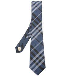 Burberry - Haymarket Check Tie - Lyst