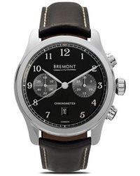 Bremont Наручные Часы Al1-c Black 43 Мм - Черный