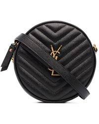 Saint Laurent - Vinyle Crossbody Bag - Lyst