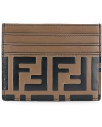 Fendi - ロゴ カードケース - Lyst