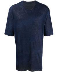 Daniel Andresen Short-sleeved Jumper - Blue