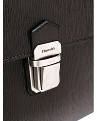 Church's Buckingham Briefcase - Brown