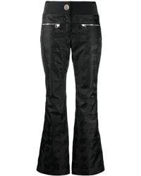 Rossignol Rainbow Flared Ski Trousers - Black
