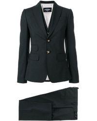 DSquared² - Three-piece Trouser Suit - Lyst